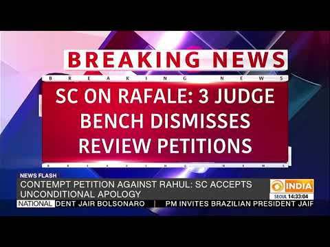 Three major verdicts in SC
