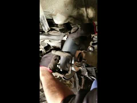 2009-2014 Acura TSX: DIY rear brake replacement