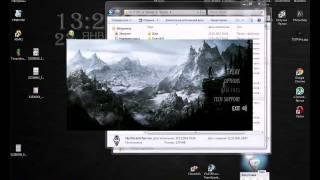 Решение проблемы с запуском Skyrim