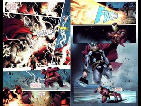 Odin Force Thor Vs World War Hulk Youtube