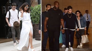 Nick Jonas And His Family Arrive India For Engagement | Latest Bollywood Gossips 2018