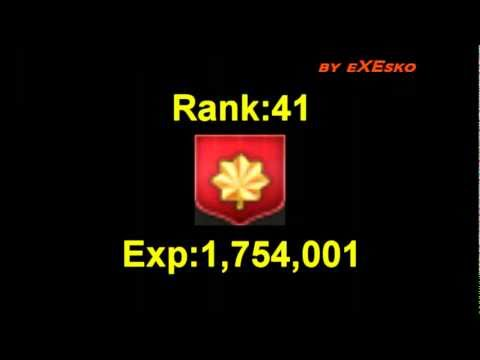 Thumbnail: Blackshot Level and Rank Exp