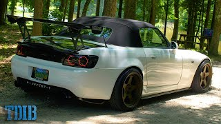 homepage tile video photo for Honda S2000 AP1 Review: The Most Dangerous Honda Ever Sold