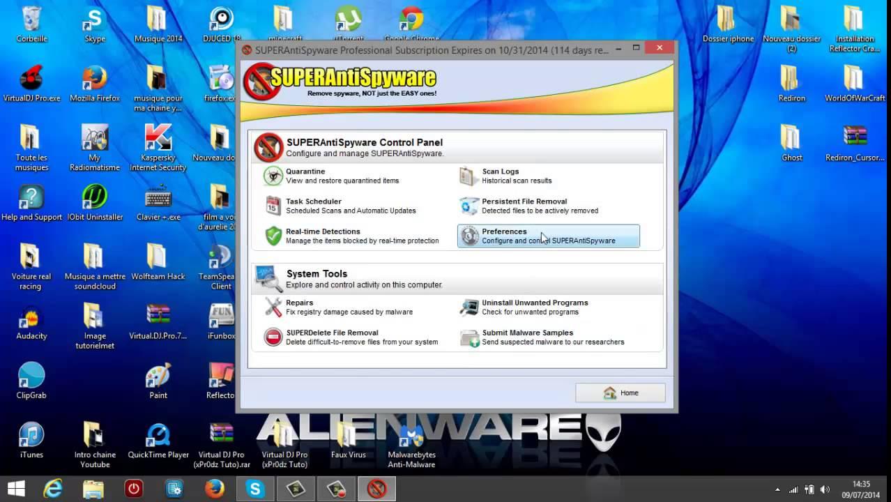 Impossible d'activer Windows Defender