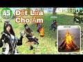 [Garena Free Fire] Đốt Lửa Trại Điều Lạ Diễn Ra | AS Mobile