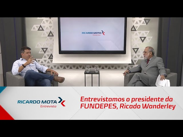 Ricardo Mota Entrevista - Bloco 02