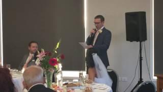 Mons Wedding Speeches