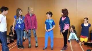 """""""Es liegt in der Luft"""" Kinderopernhaus Lichtenberg 2015"""