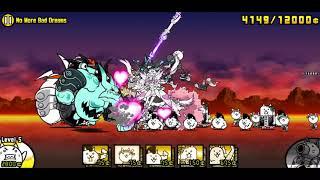 The Battle Cats - No More Bad Dreams ☆☆ / Weak & Mildly Acidic  SoL 28