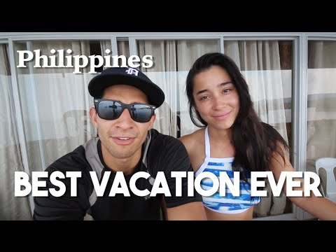 The Best Vacation Ever - Philippines (Manggahan Festival, Guimaras Island)
