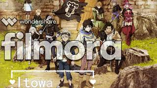 Black Clover Ending Full Itowokashi Aoi Honoo HD