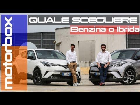 Toyota C-HR: meglio ibrida o benzina? | Quale scegliere