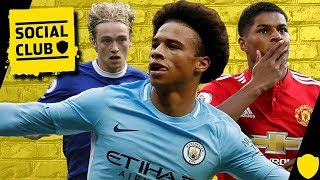 Is leroy sane the next big thing? | social club