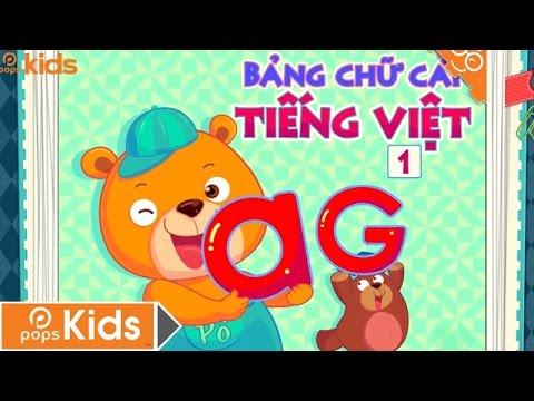 Bảng Chữ Cái Tiếng Việt 01