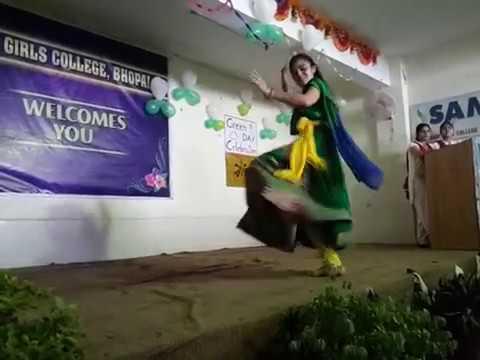 chudi bhi zid pe aai hai - Chandni Gupta.