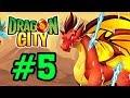 Dragon City - GAME NÔNG TRẠI RỒNG - RỒNG LỬA PHIÊN BẢN CỔ ĐIỂN (FIRE DRAGON) Tập 5