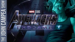 Avengers Endgame Will Be Better Than Infinity War With Fewer Characters - The John Campea Show