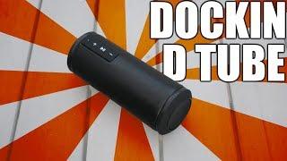DOCKIN D TUBE - Bluetooth Speaker mit Qualität