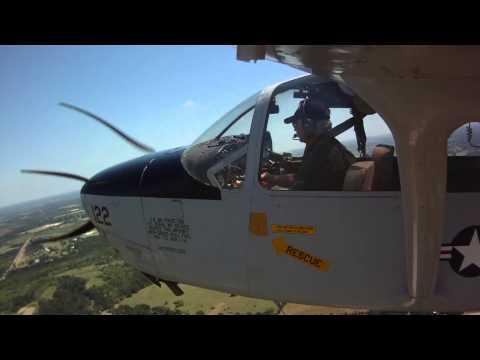 Cessna O-2A No. 1