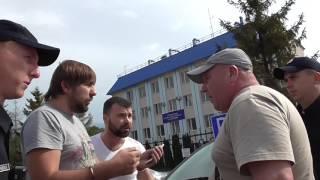 Быдло инвалид ветеран МВД