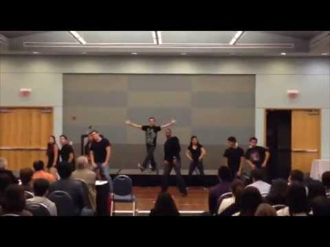 Echelon Dance Project performs at Cal State Los Angeles - 2013