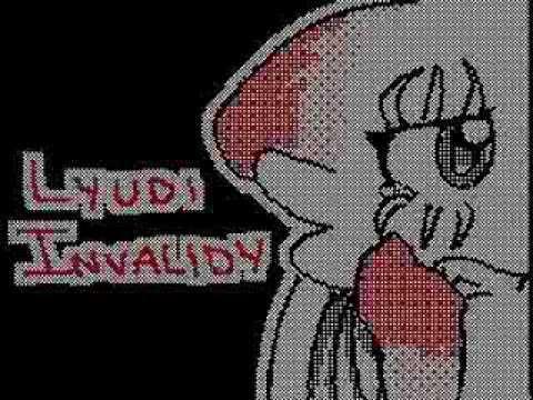 Lyudi Invalidy MV :Remake