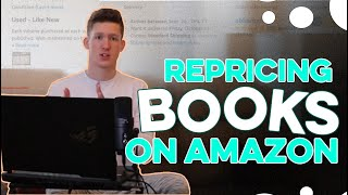 REPRICING BOOKS ON AMAZON FBA (STEP BY STEP, TUTORIAL)