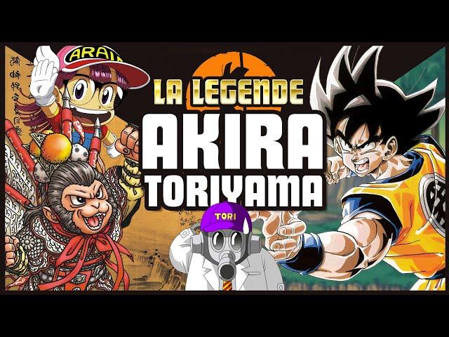 AKIRA TORIYAMA où La Légende de Dragon Ball [Analyse]