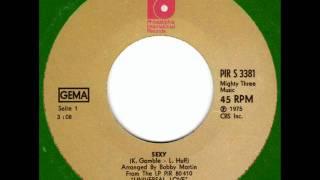 MFSB - Sexy - 70s Philadelphia Soul.
