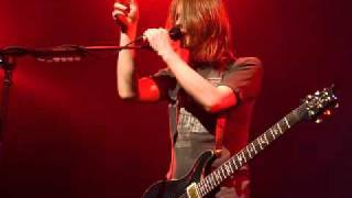 Watch Steven Wilson Vapour Trail Lullaby video