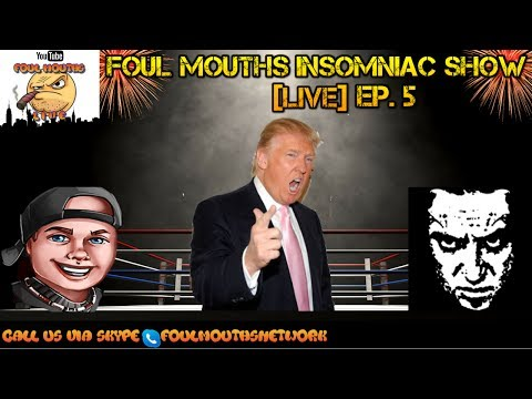 Joe Cronin devious Dave Rose fight (Insomniac LIVE Show) Ep.5