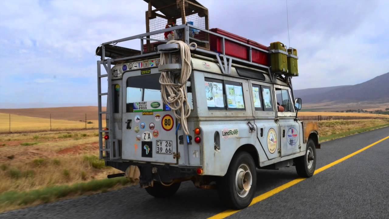 Series Roadtrip To Aurora Land Rover Africa Magazine