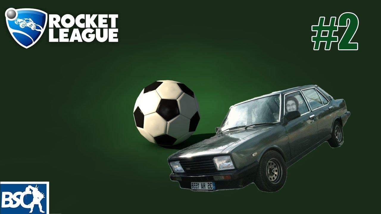 Rocket League - Arabalı Futbol |Muhteşem Goller!|