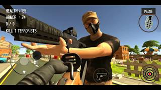 Counter Attack Terrorist City Android Gameplay #16