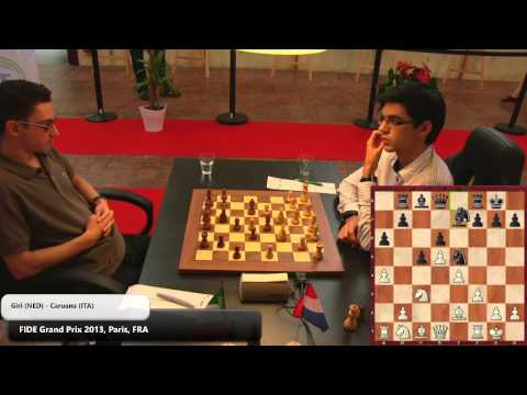 Round 9 FIDE Grand Prix 2013, Paris, France, Chess