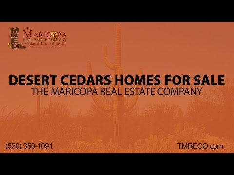 Desert Cedars Homes For Sale | The Maricopa Real Estate Company