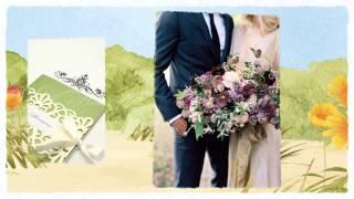Приглашения на свадьбу Gilliann Glade INV011