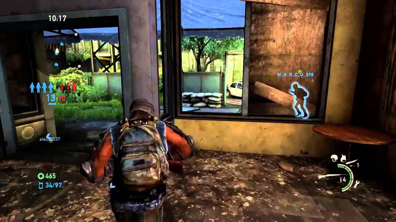 The last of us remastered Mappe nuove Treacherous Territories