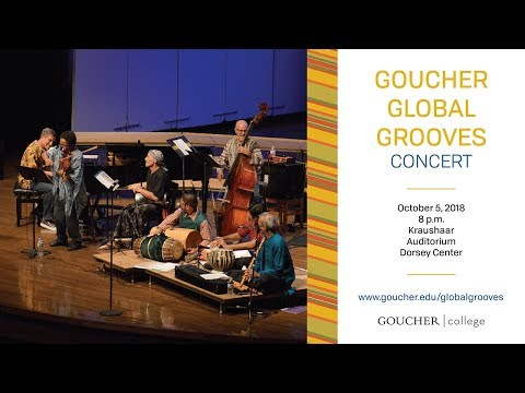 Goucher Global Grooves Concert