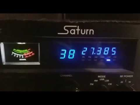 CB Radio SKIP Channel 38 LSB New Years Eve 2017 From North West Washington State