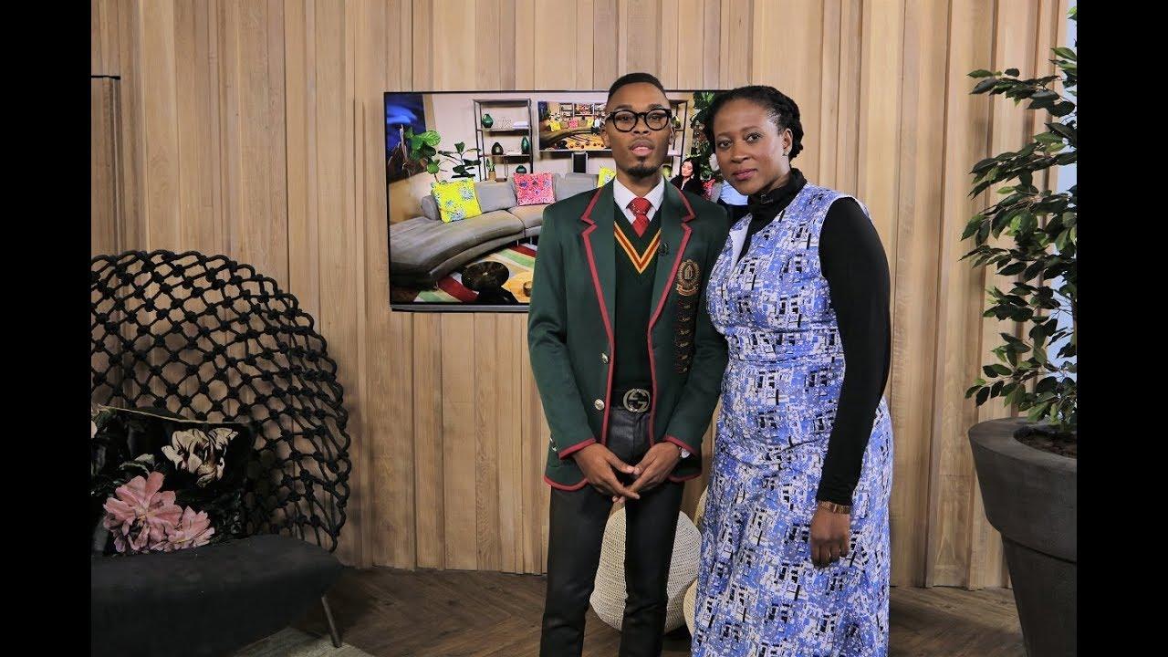 Download Mthokozisi 'Zulu' Mkhathini & Nozizwe Cynthia Jele | Afternoon Express | 21 June 2018