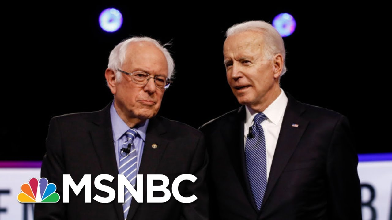 Biden Sweeps Sanders In 3 States On One Of The Strangest Primary Days In Recent History | MSNBC