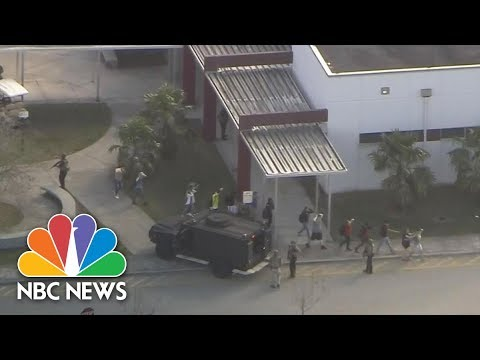 School Shooting Reported In Florida   NBC News