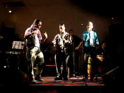 Anthony & Danova FT Pablo Martinez @ CLARO LOUNGE LIVE