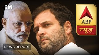 नरेंद्र मोदी को झटका, छत्तीसगढ़, राजस्थान और मध्यप्रदेश चुनाव में राहुल गांधी ने हराया   abp news