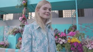 Tiffany & Co. — 2018 Spring Campaign: Five Questions with Elle Fanning