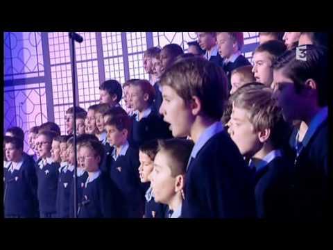 les petits chanteurs a la croix de bois carmina burana.AVI