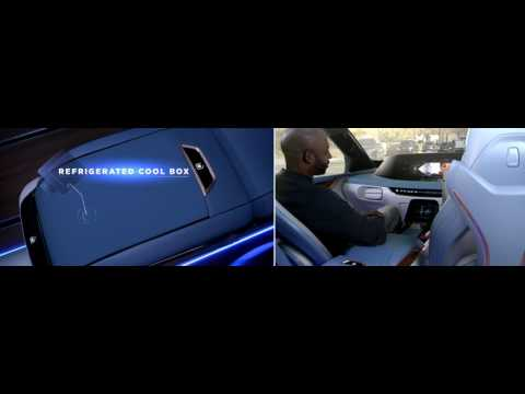 "XiM17  ""the next living space' interior autonomous concept car debuts at NAIAS 2017"