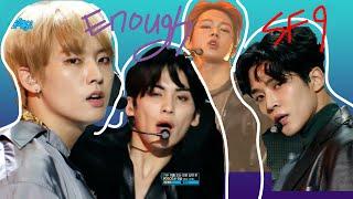 SF9 (에스에프나인) - 예뻐지지마 (Enough) 교차편집 ( Stage Mix)