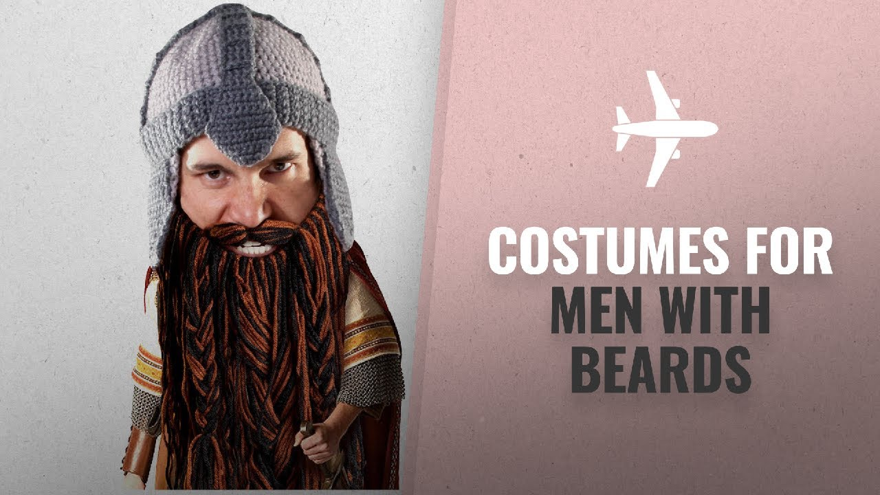 Great Halloween Costumes For Men With Beards  Beard Head Dwarf ... 98e8acf7b13